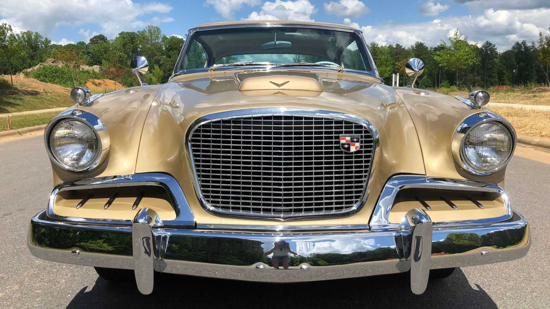 "[""A 1957 Studebaker Golden Hawk Will Help You Soar""]"