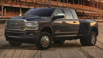 2019 Ram Heavy Duty 2500 and 3500 Limited Kentucky Derby Edition
