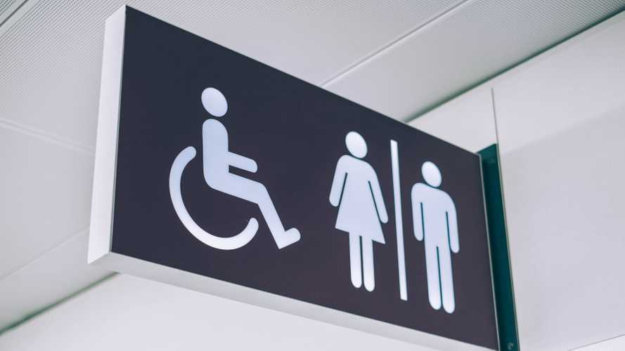 Service stations to get improvements for the disabled