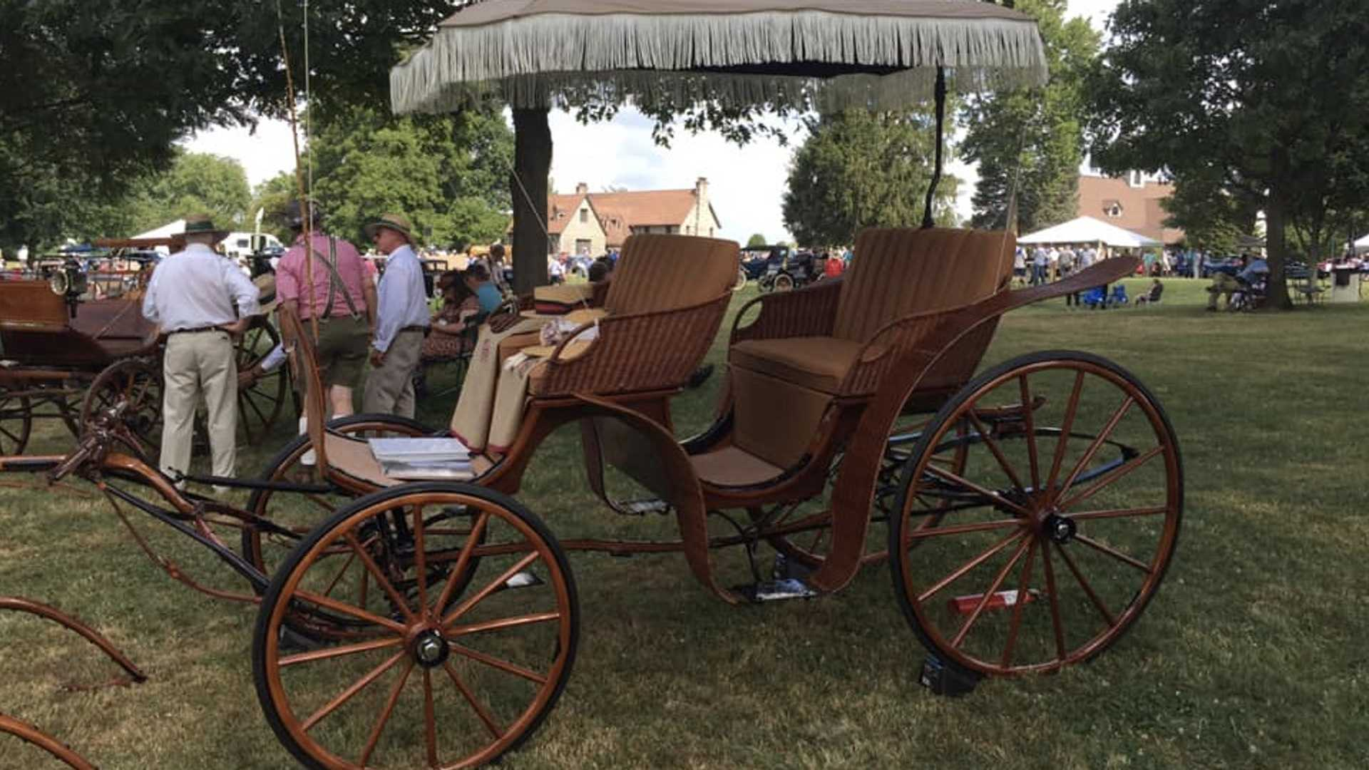 """[""""Keeneland Concours d'Elegance Winners & Special Awards""""]"""