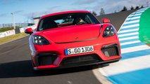 Nuova Porsche 718 Cayman GT4 2019
