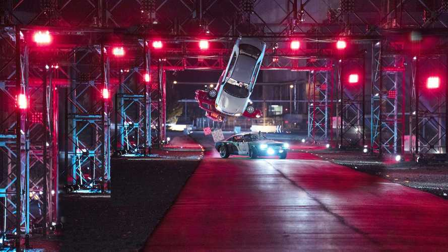 Netflix's New Hyperdrive Show Is American Ninja Warrior For Cars