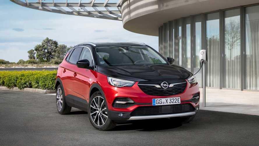 Opel/Vauxhall Present Grandland X Hybrid4 PHEV