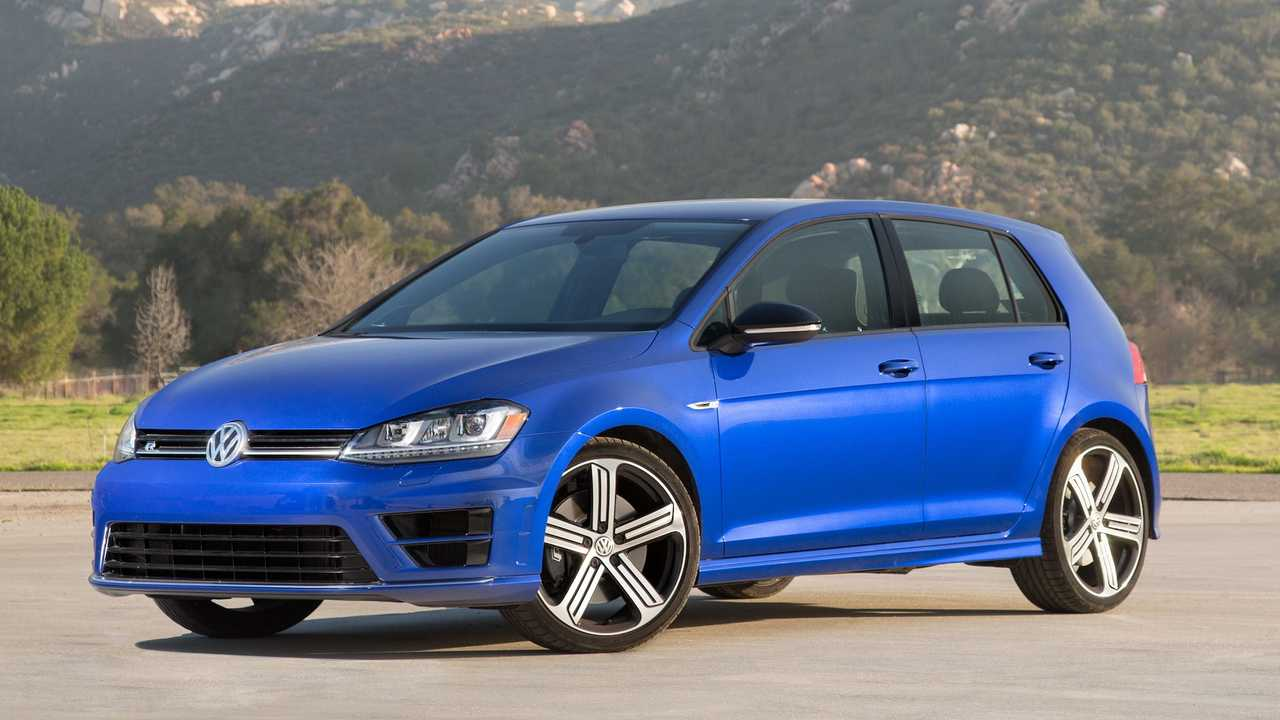 Volkswagen Golf R*