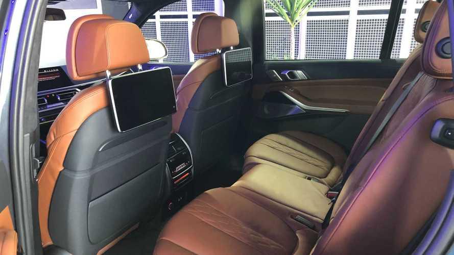 BMW X7 xDrive50i M Sport - Brasil