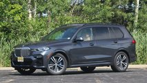 2019 BMW X7 xDrive50i: Review