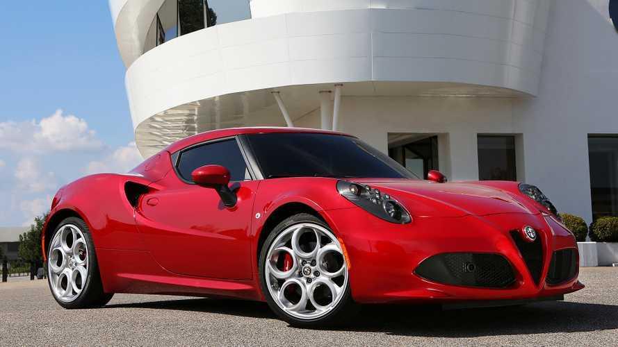 Yamaha crea un motor eléctrico para el Alfa Romeo 4C