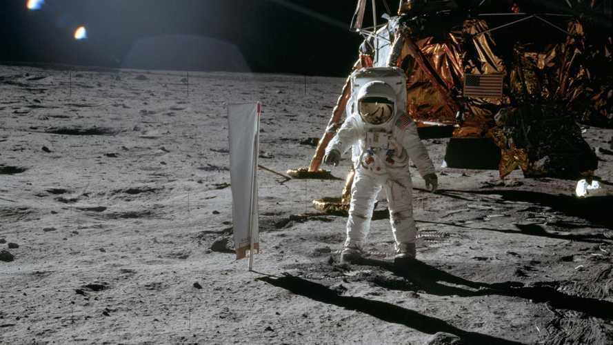 Apollo 11, 50 anni dopo Goodyear torna sulla Luna