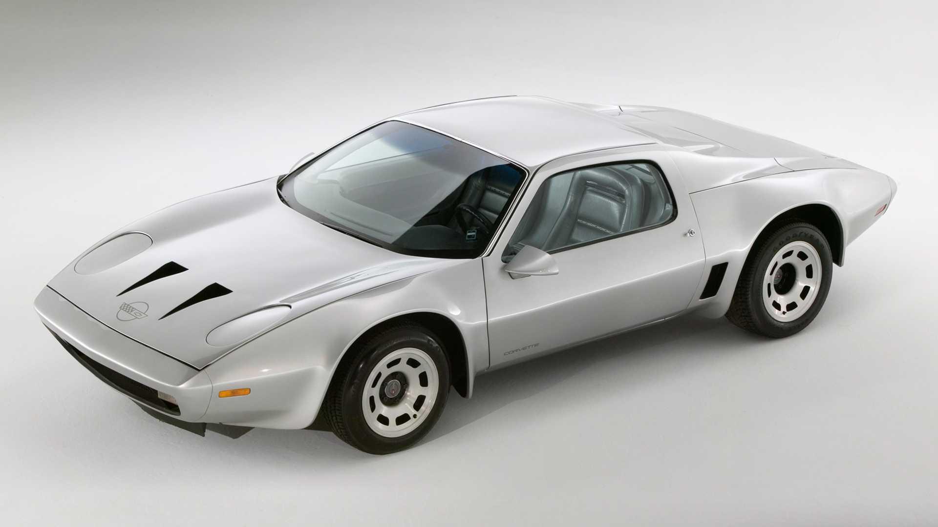 La historia del Corvette con motor central