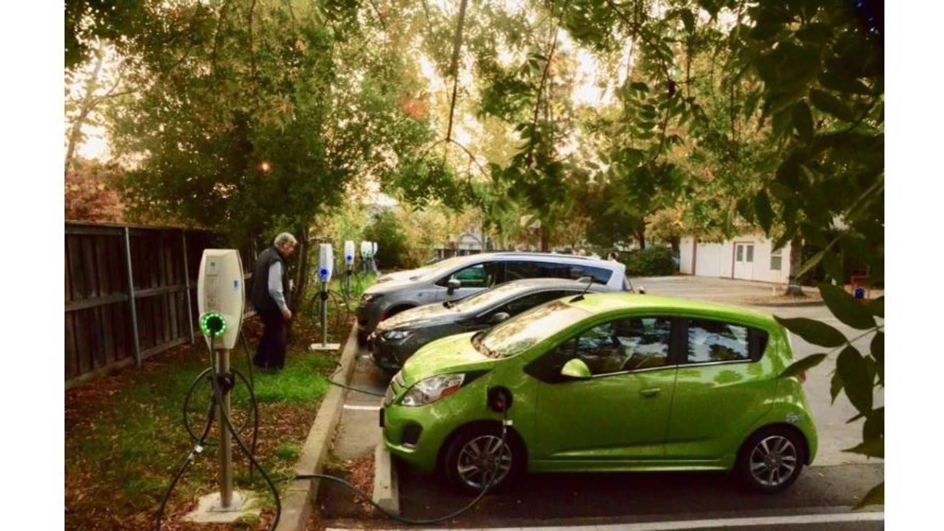 This Condo Took Advantage Of Incentives And Installed EV Chargers