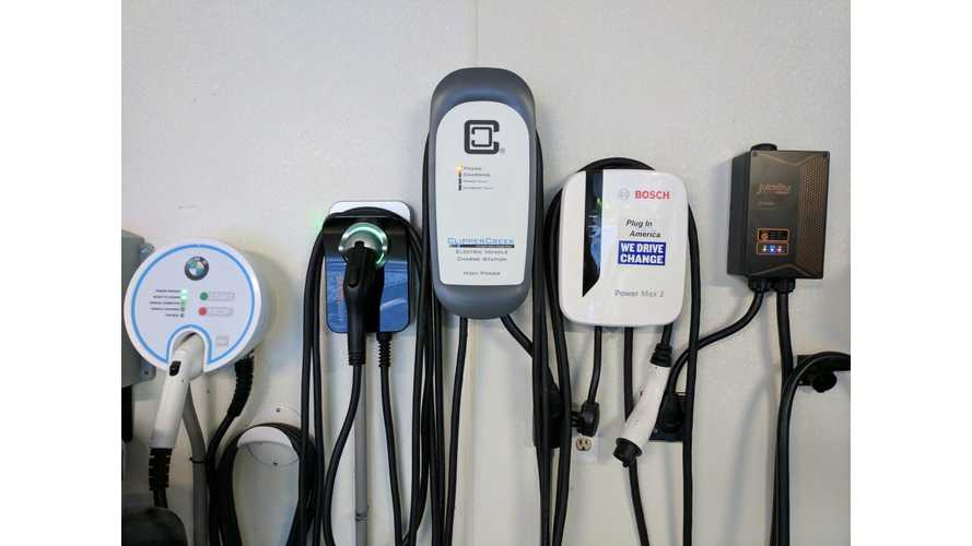 Owning An Electric Car Without A Garage May Not Be A Problem