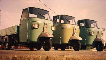 Ape Piaggio. Grande storia di un piccolo veicolo