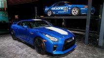 2020 Nissan GT-R 50th Anniversary Edition Live Photos
