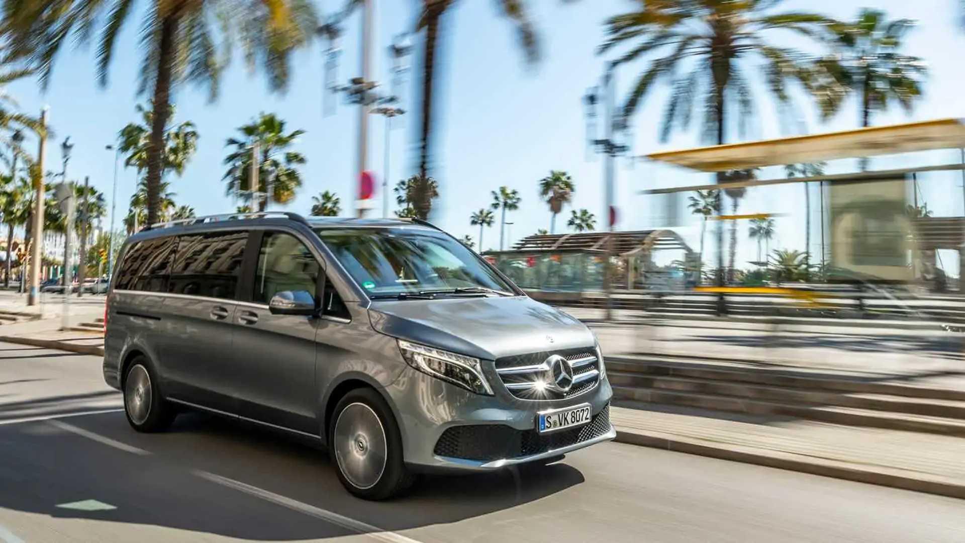 Mercedes-Benz Classe V 2019