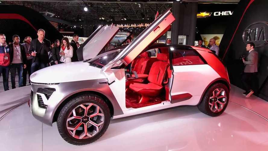 Электрический автомобиль от KIA