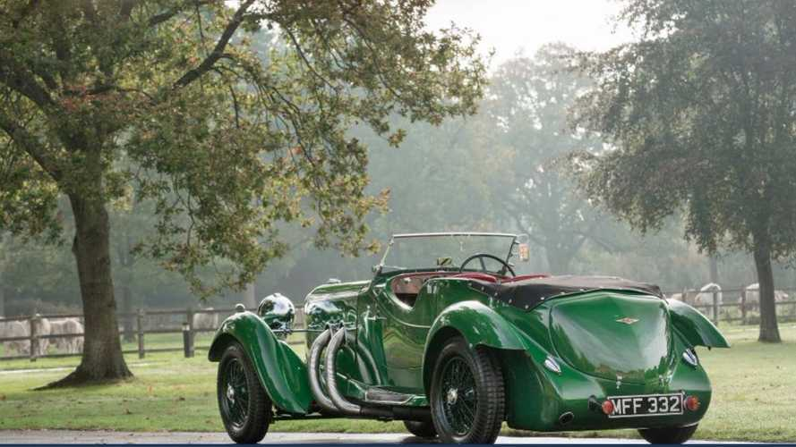 The Story Behind This Globe Trotting 1937 Lagonda LG45 Rapide