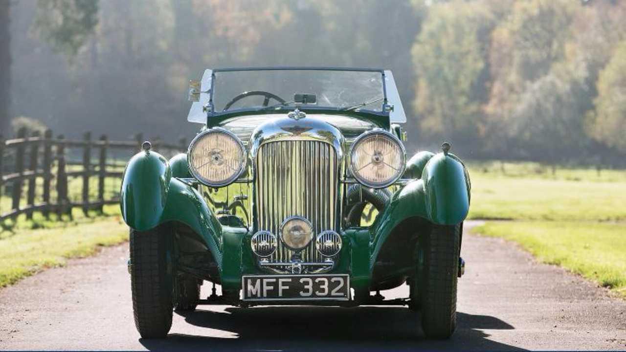 1937 Lagonda