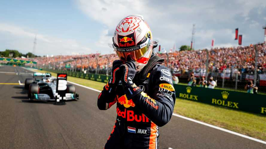 Mercedes convinced Verstappen a title threat in 2019