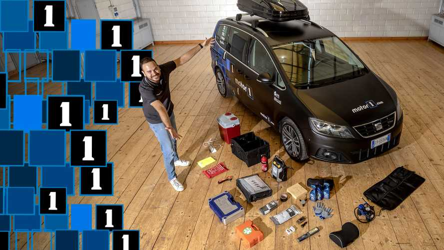 """Crew Car 2019, tutti i segreti della """"nostra"""" auto personalizzata"""
