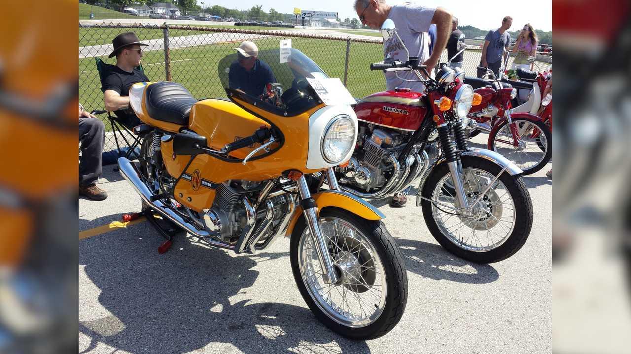 Rickman Honda CR750