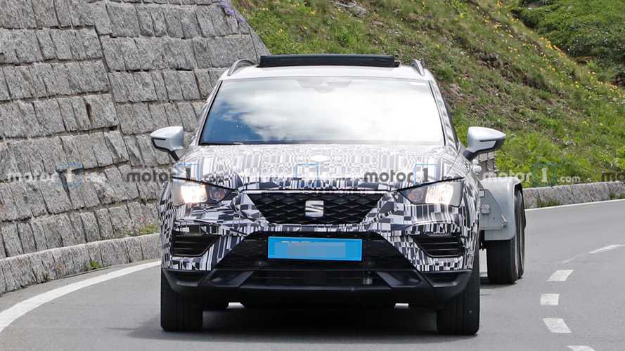 Photos espion - SEAT Ateca (2020)