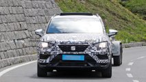 SEAT Ateca spy photos