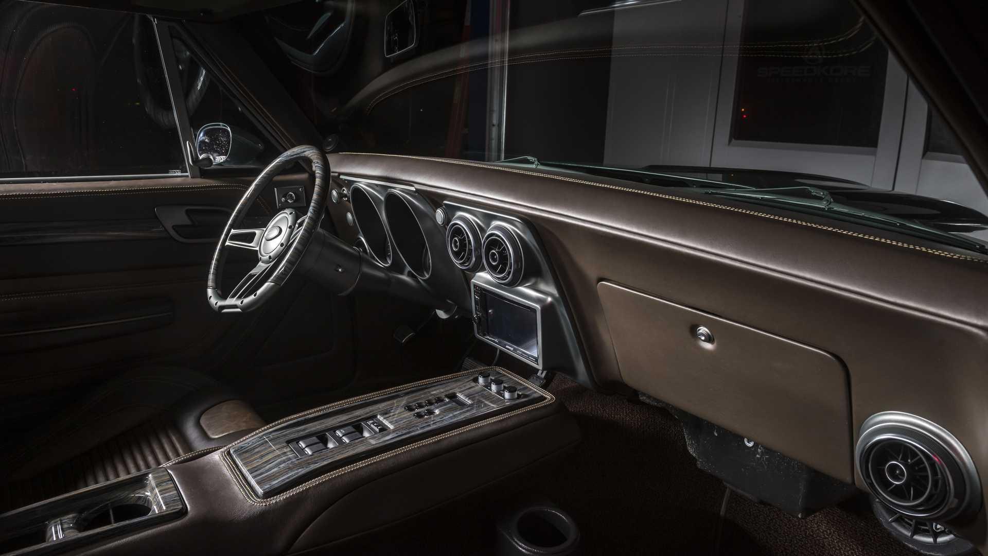 "[""Chris Evans' 1967 'Captain America' Chevrolet Camaro""]"