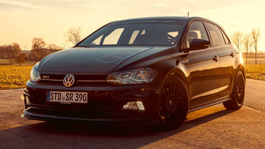 VW Polo GTI turned into hotter hatch with 316 bhp