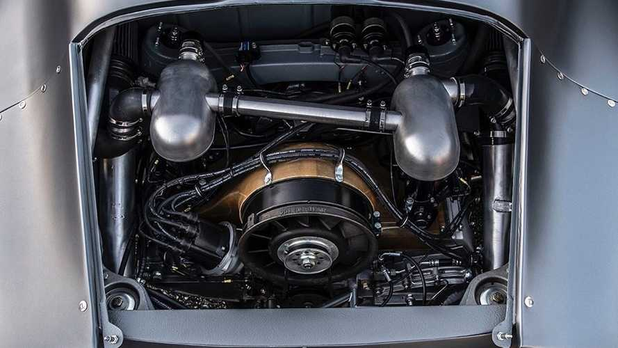 1960 Porsche 356 RSR By Emory Motorsports