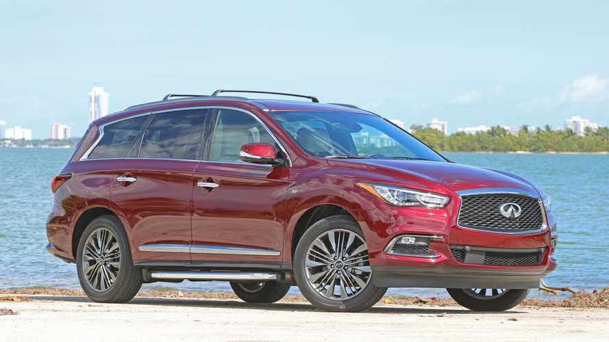 2019 Infiniti QX60 Limited: Here's What's New