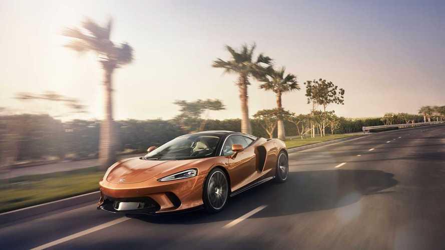 La nouvelle McLaren GT pose ses roues à Monaco