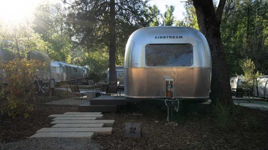 Autocamp Airstreams