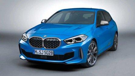 La BMW Série 1 n'ira pas embêter la Mercedes-AMG A 45