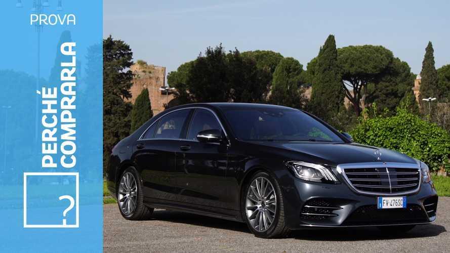 Mercedes Classe S, perché comprarla e perché no