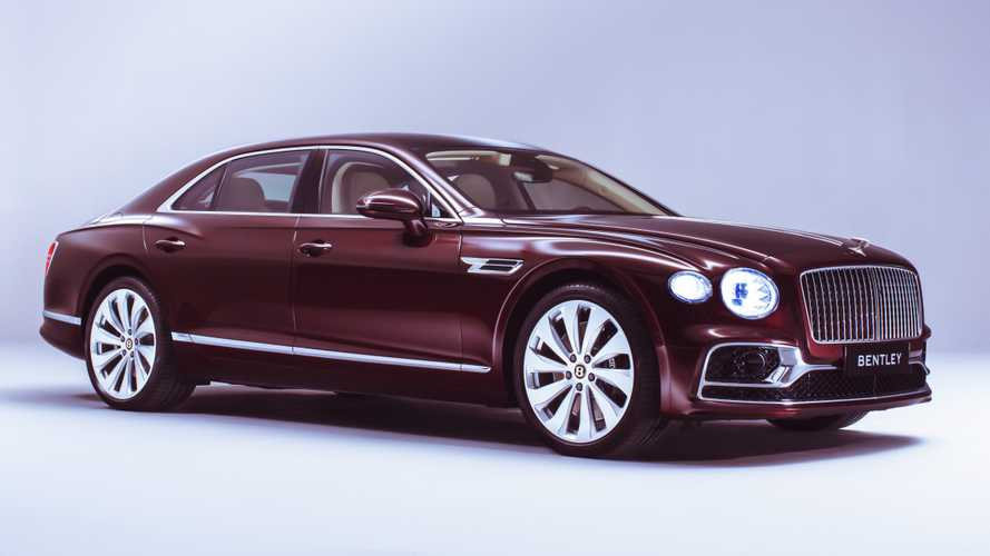 2020 Bentley Flying Spur revealed with 626 bhp
