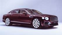 2020 bentley flying spur revealed