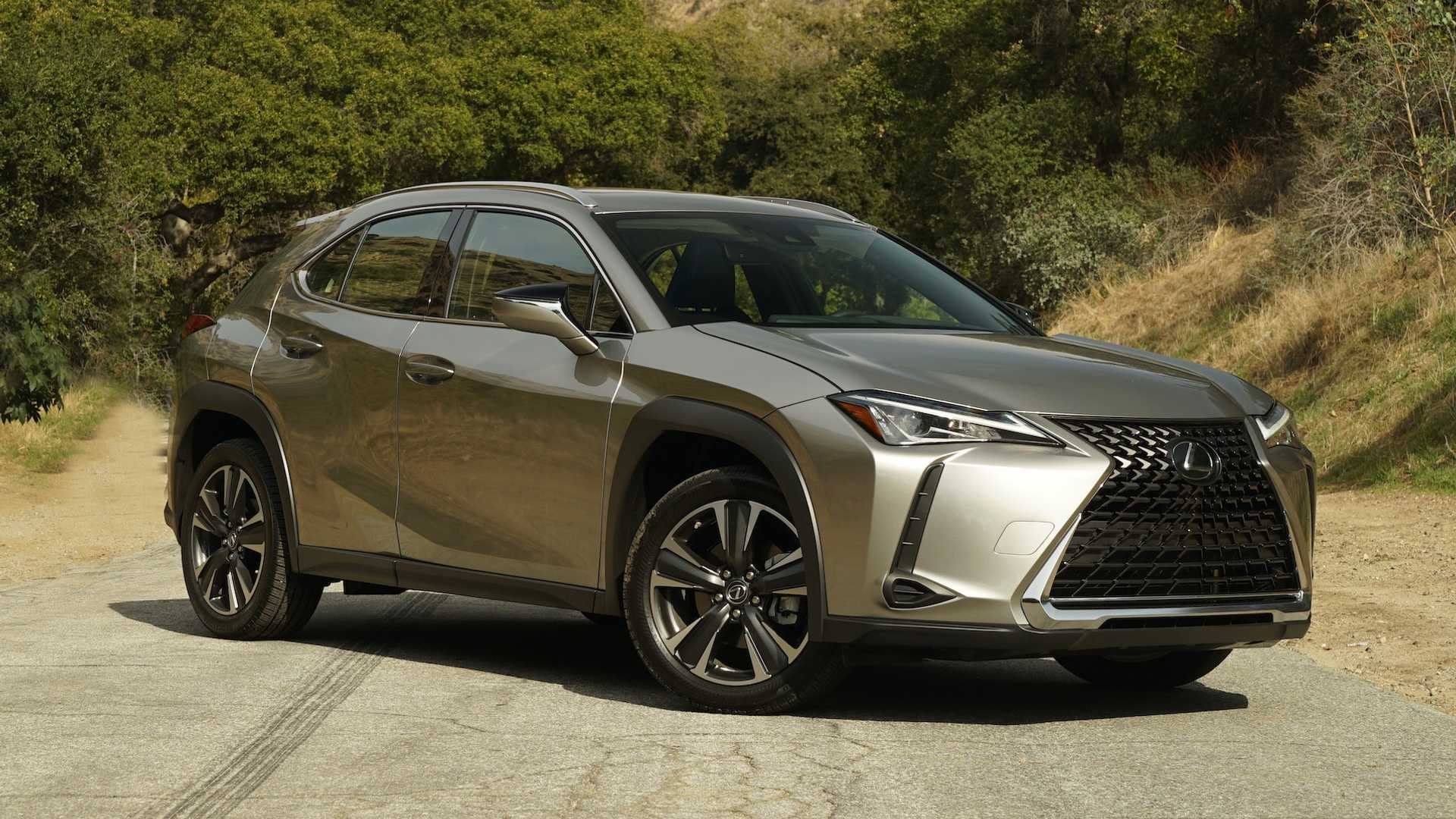 2019 Lexus Ux 200 Review Excels At Entry Level