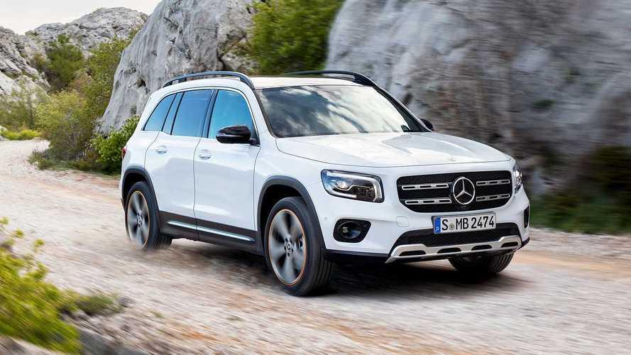 12.2 milliós alapárral startol a Mercedes-Benz GLB