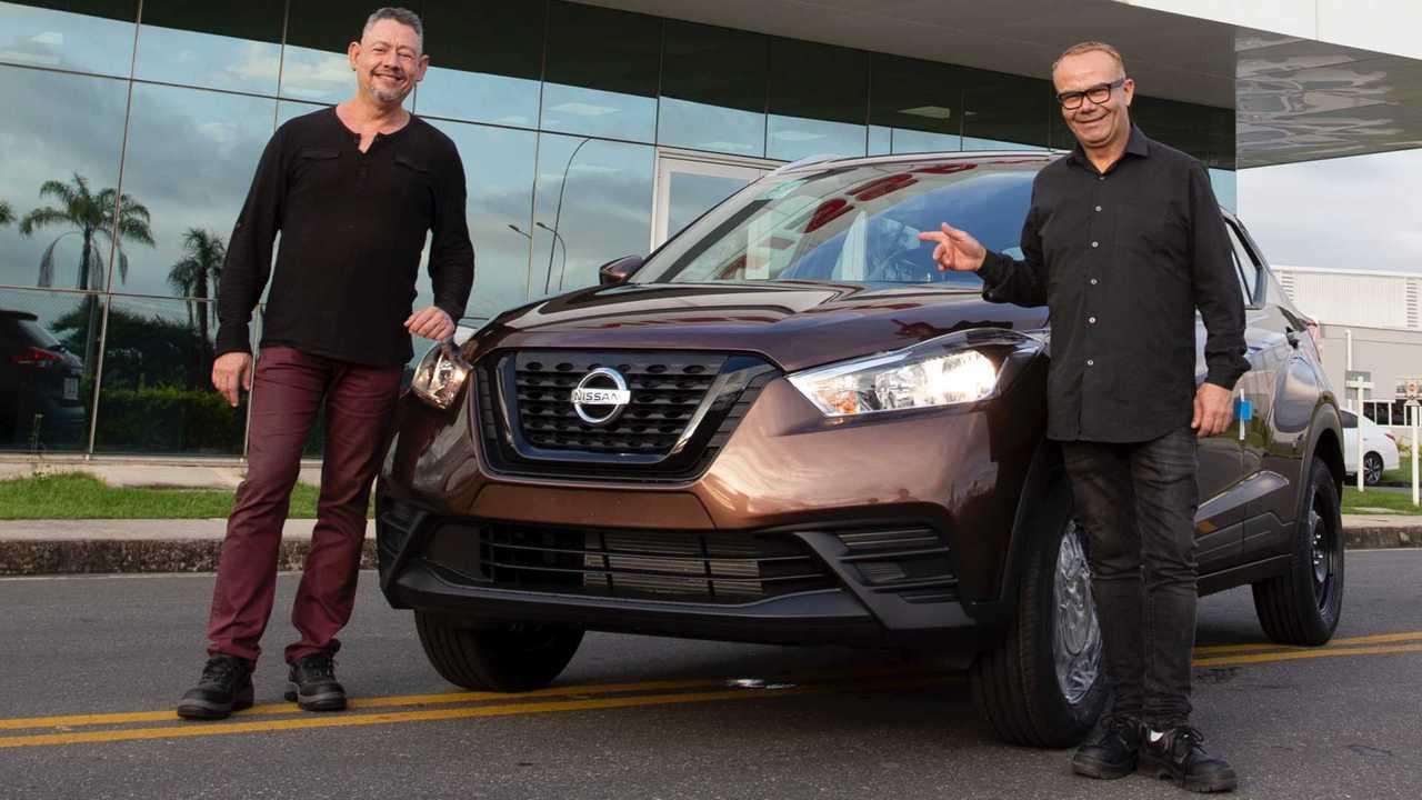 Nissan Kicks alcança 100 mil unidades em Resende (RJ)