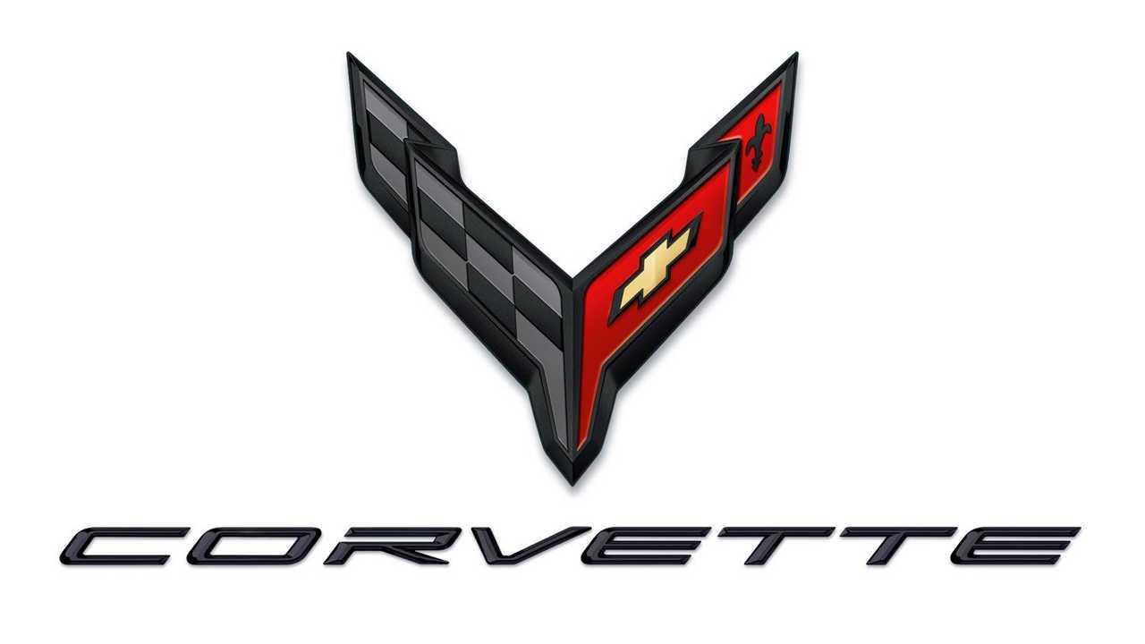 Logo Chevrolet Corvette C8