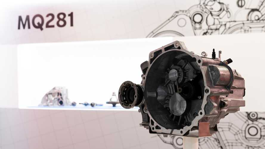 Grupo Volkswagen, nuevo cambio manual MQ281