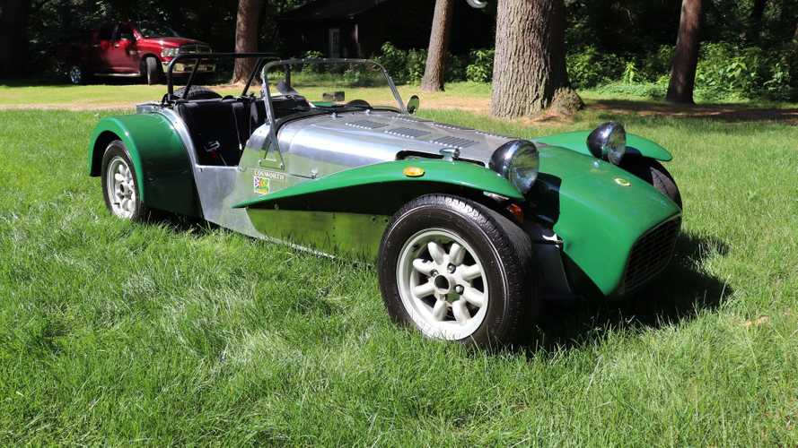 1965 Lotus Seven Simplifies And Adds Lightness