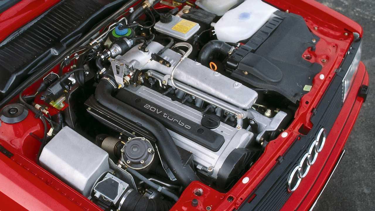 WR / MB / RR - Audi quattro