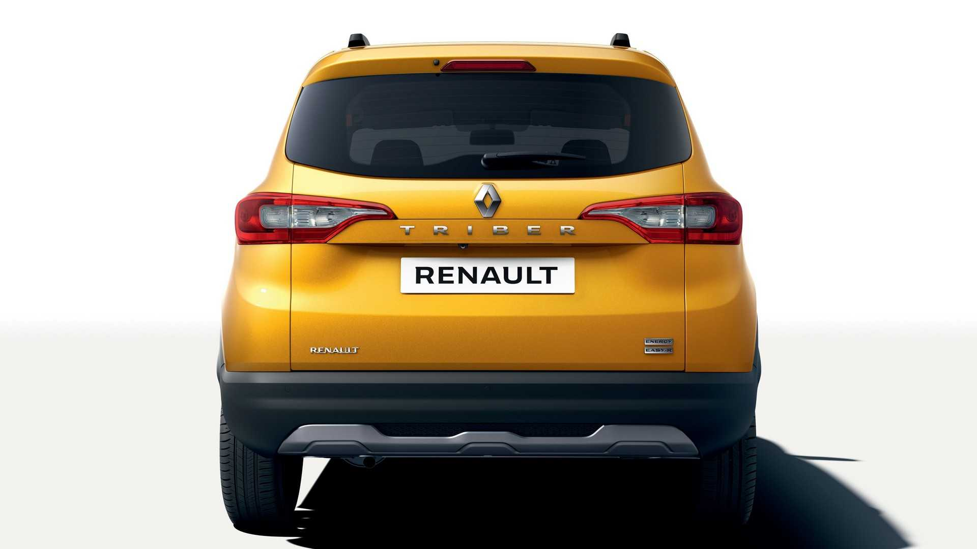 Renault Triber Debuts As Seven Seat Suv Exclusively For India