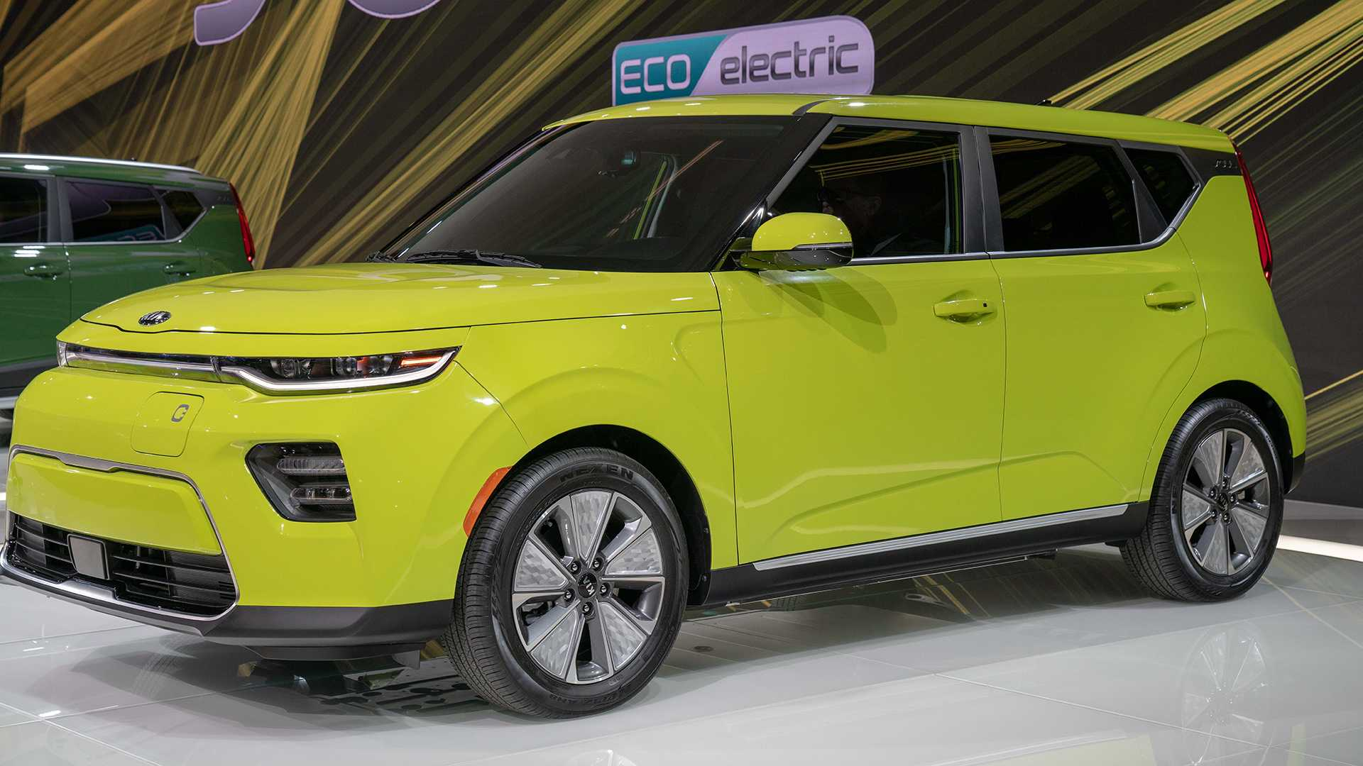 2020 Kia Soul Spesification