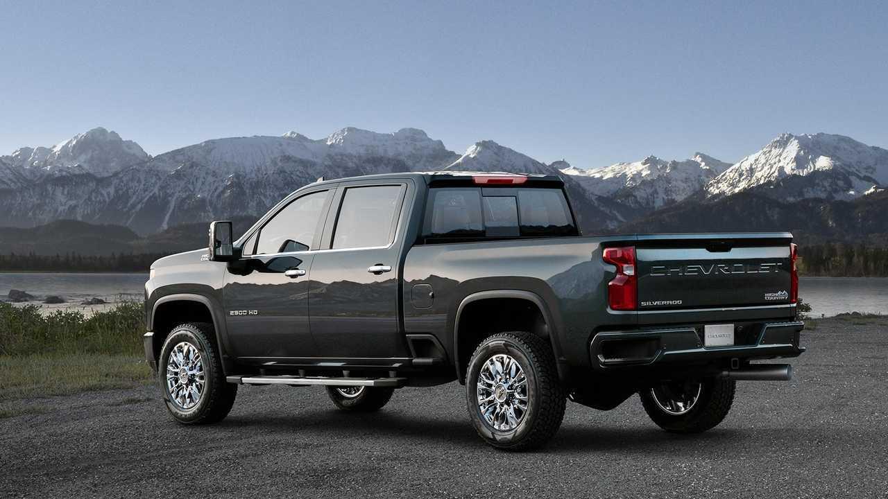 2020 Chevrolet Silverado HD High Country