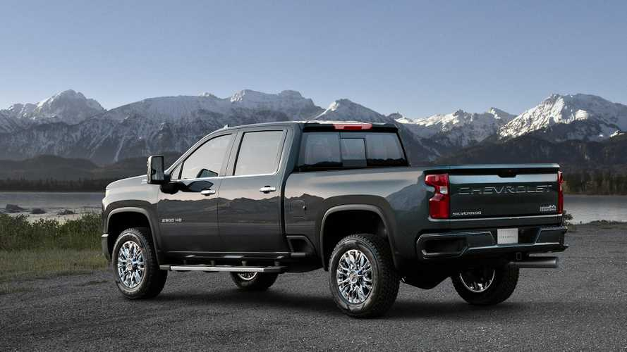 2020 Chevrolet Silverado HD High Country