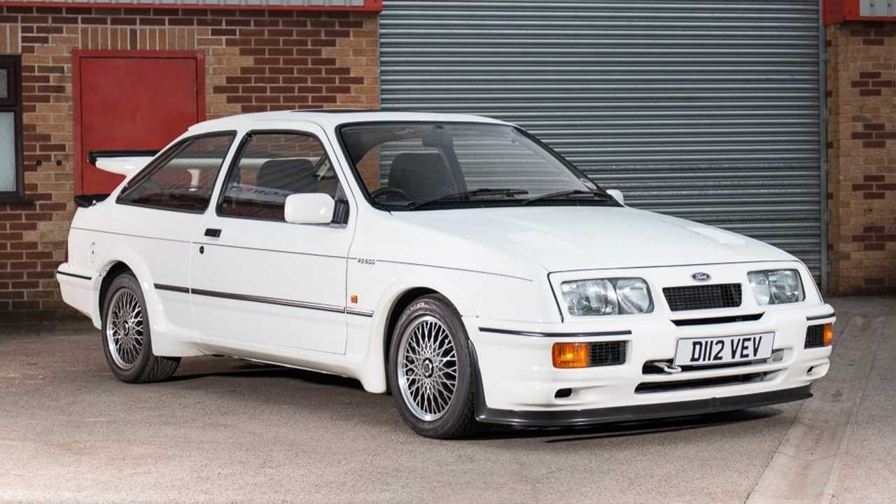 Ford Sierra (1982 – 1993); 15 engines, displacement from 1.3 to 2.9 liters