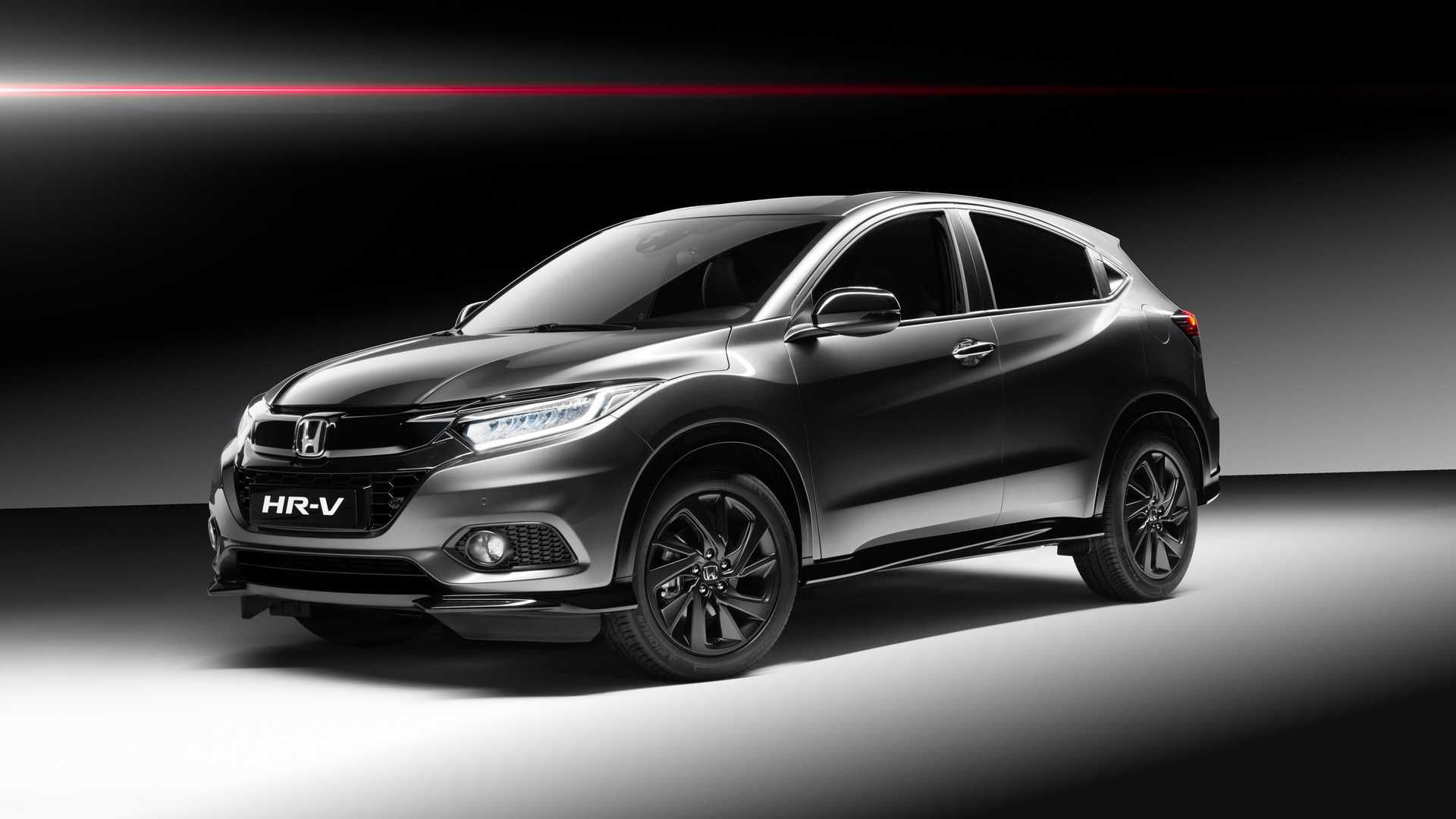 Honda HR-V Sport Turbocharged To 180 HP In Europe