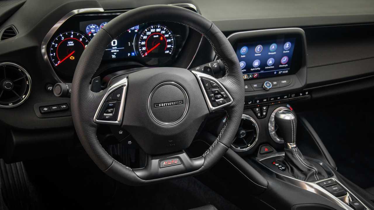Chevrolet Camaro SS 2018 (BR)